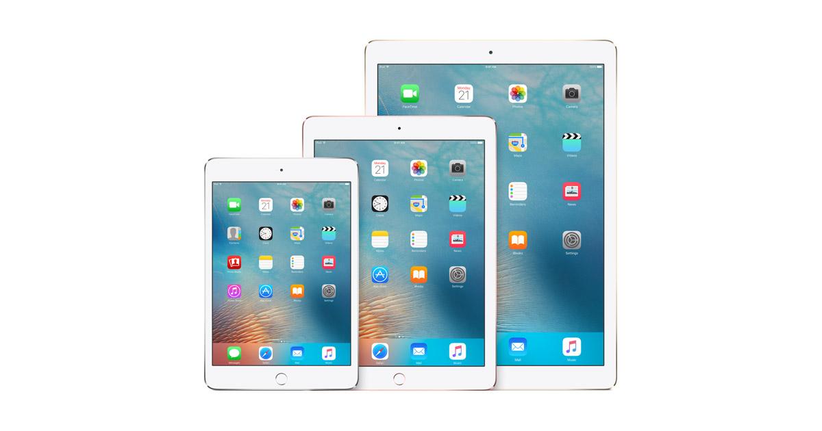 9.7 inç iPad Pro 2 gelecek hafta tanıtılabilir